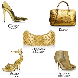 Bold Gold Accessories
