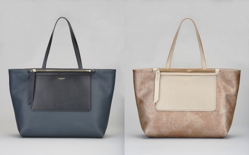 Lanvin New Easy Shopper Bag