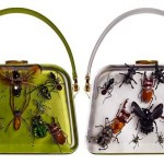 "Damien Hirst Designs an ""Entomology"" Bag for Prada"