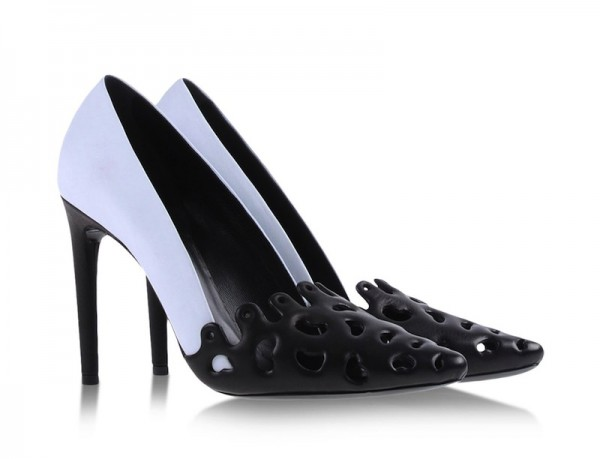 Proenza Schouler Fall 2013 Closed Toe Pump
