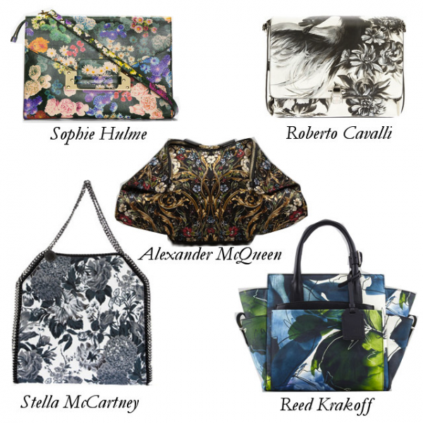Top 5 Floral Bags