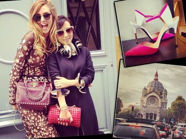 Paris Instagram Diary