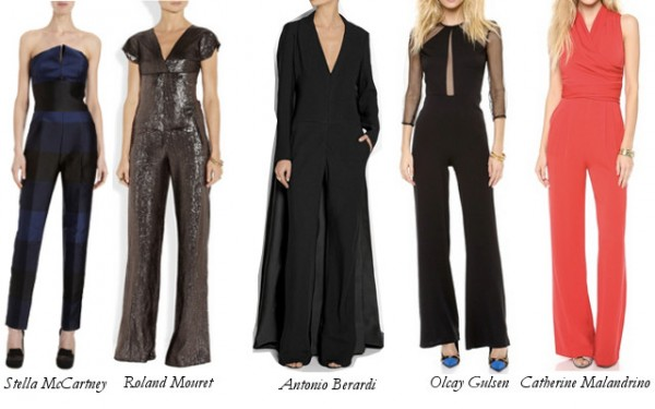 Top 5 Jumpsuits