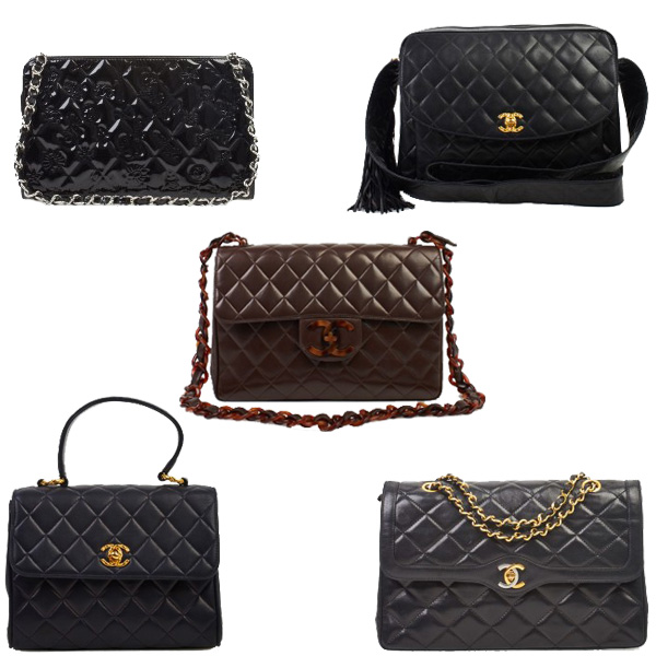 Vintage Chanel Bags