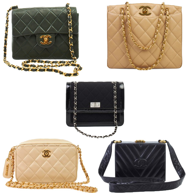 Chanel Treasure Trove