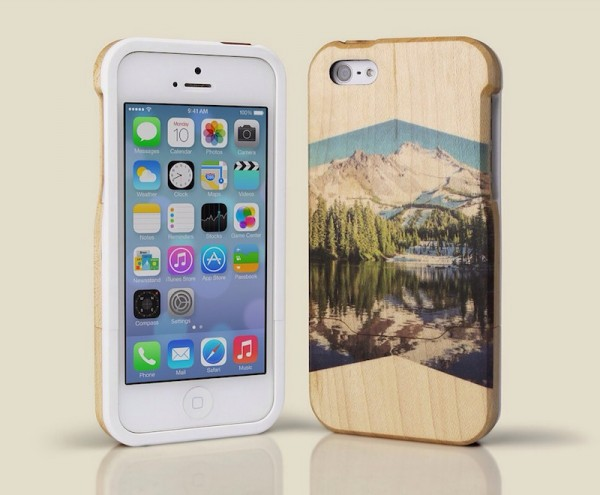 Grove Custom WoodPrint Cases