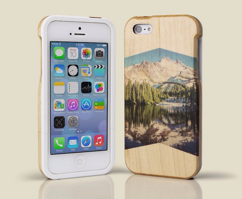 Grove Custom WoodPrint Cases