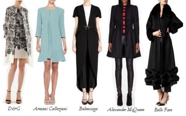 Top 5 Coat Dresses