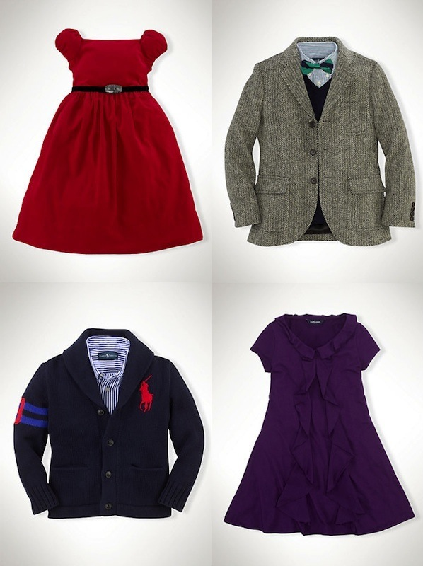 Ralph Lauren Children Holiday Collection