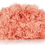 Kotur Margo Tulle Floral-Appliqué Clutch