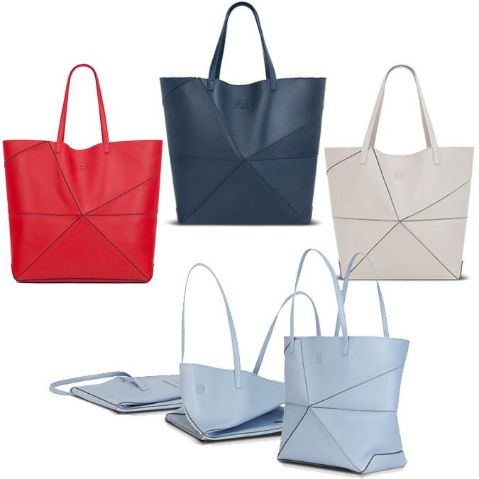 Loewe Origami Bag Ebb And Fold
