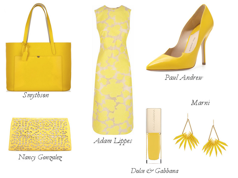 Springtime Yellow