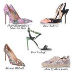 Top 5 Floral Shoes