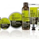 The Body Shop Hemp Range and the Benefits of Hempseed Oil