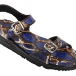 Givenchy Python Sandals