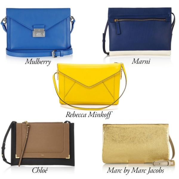 Top 5 Summertime Crossbody Bags