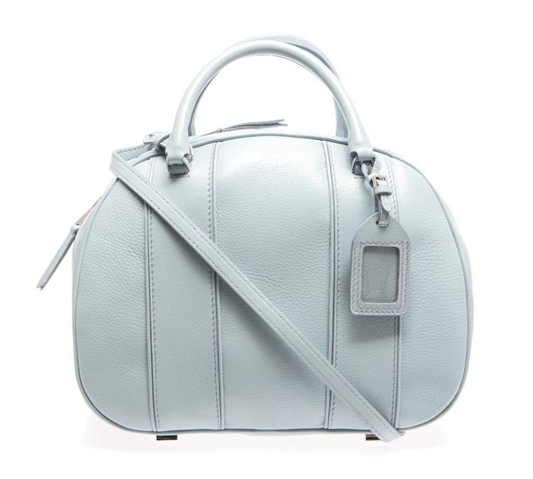 Rochas Cardinale Leather Tote