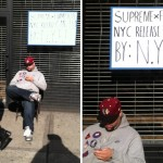 Supreme Closed by NYPD