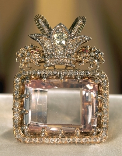 The Darya-i-Noor Diamond