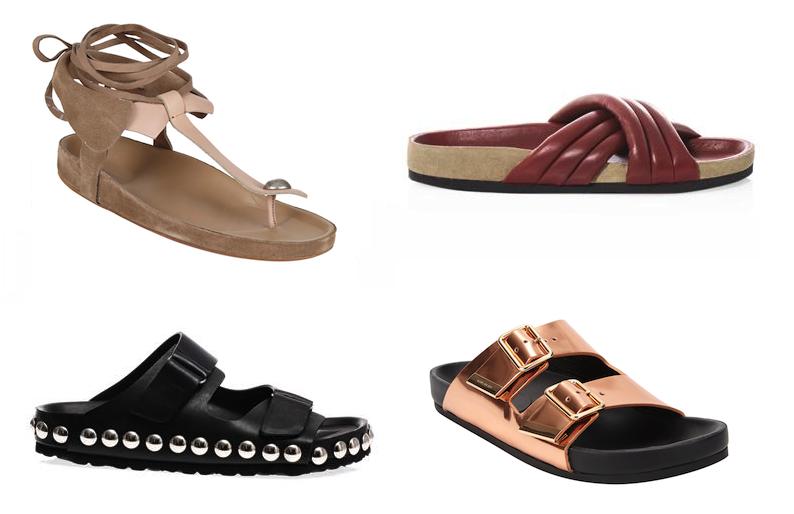 Trend Alert Birkenstock Inspired Sandals Snob Essentials
