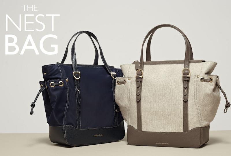 Marie-Chantal Nest Bag