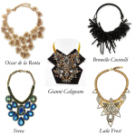 Abundantly Bold Bib Necklaces