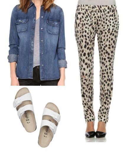 Joe's Jeans Silk Pant Collection