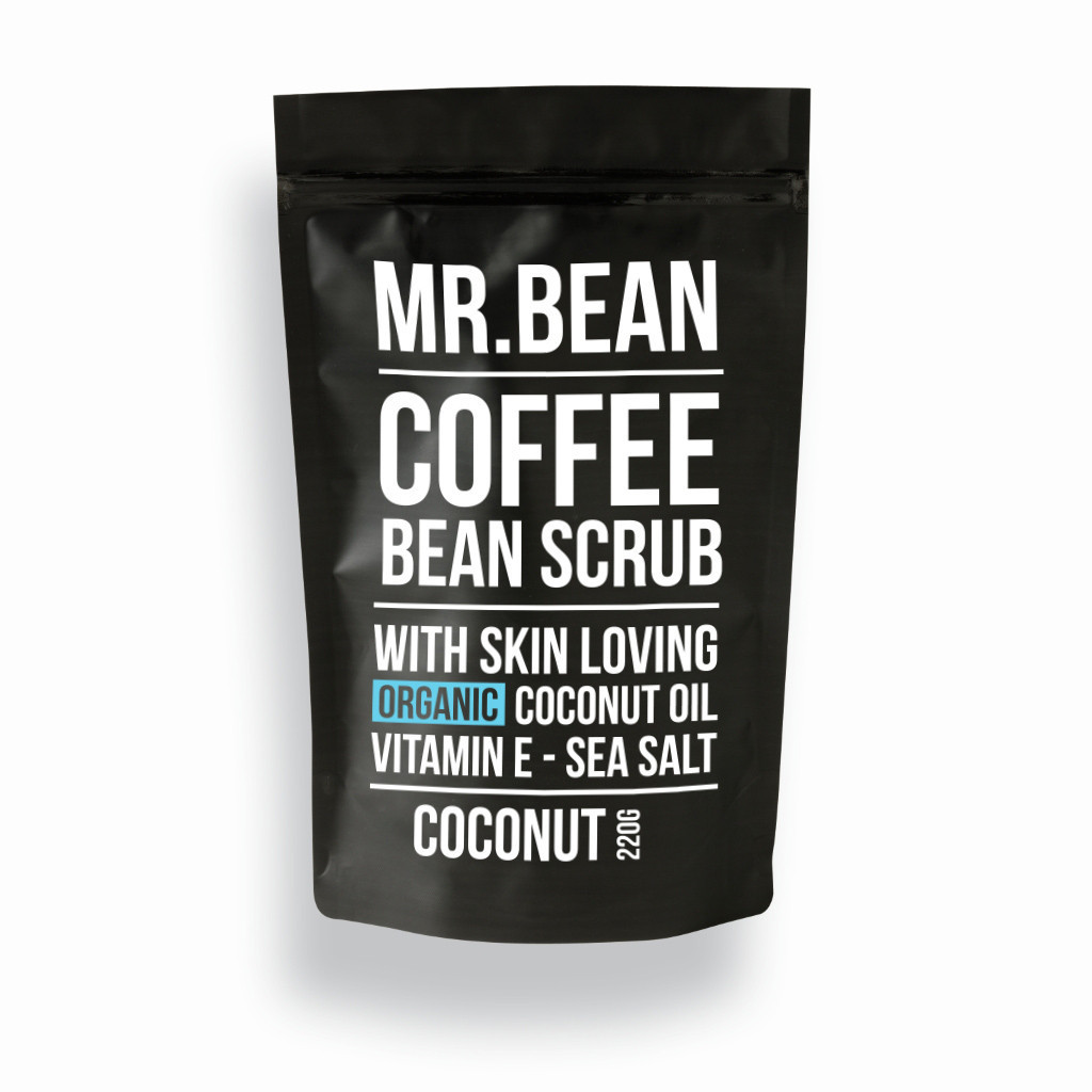 Mr. Bean Coffee Scrub