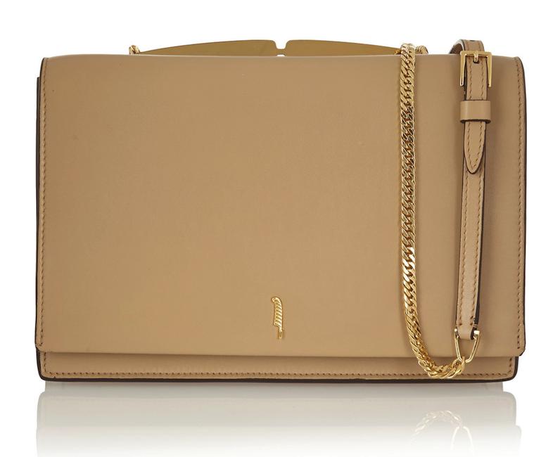 Maiyet Amonet Leather Shoulder Bag