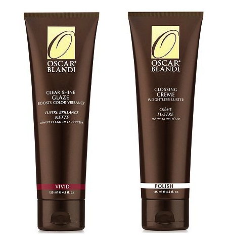 New Glossing Products From Oscar Blandi
