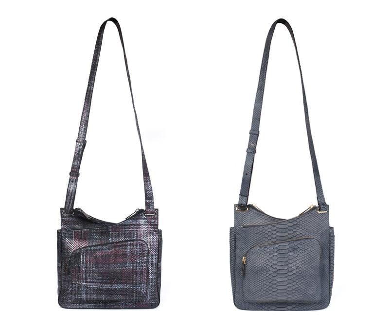 Jill Haber Maximus Crossbody Bag