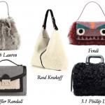 Top 5 Shearling Bags