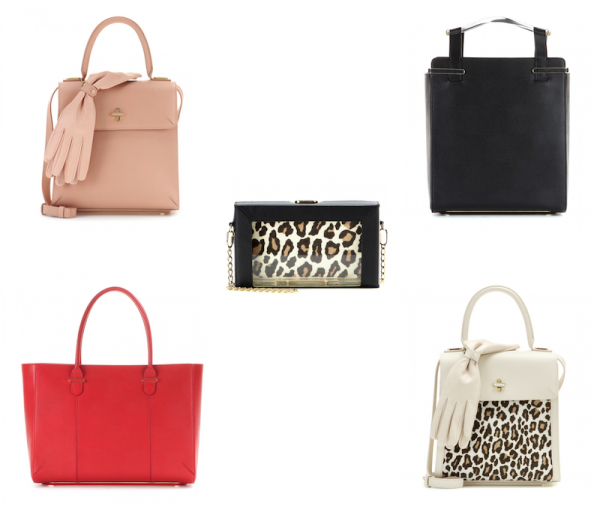 Charlotte Olympia Limited-Edition Leather Handbag Collection