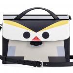 Fendi Mini Demi Jour Penguin Bag