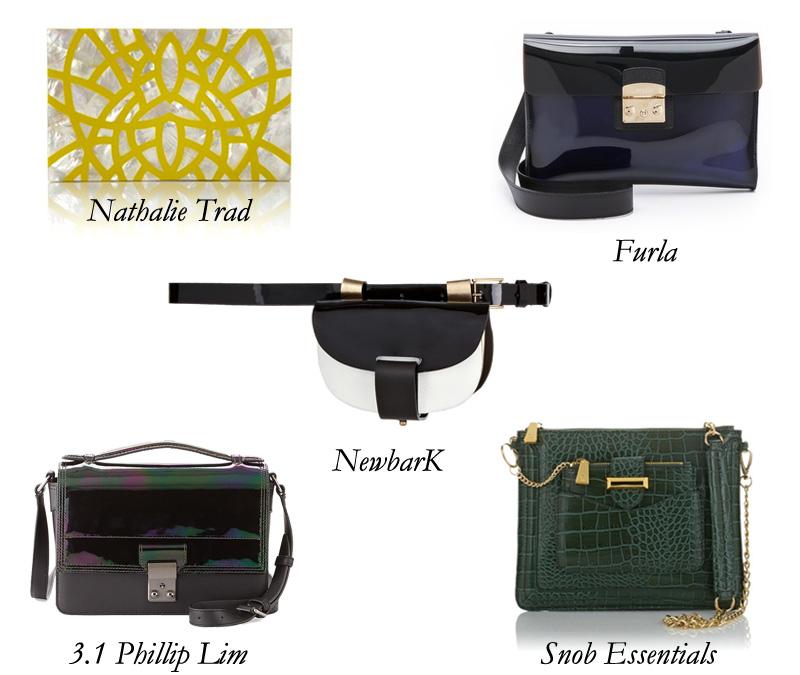 Nathalie Trad NewbarK Furla 3.1 Phillip Lim Snob Essentials