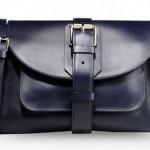 Proenza Schouler Medium Leather Buckle Bag