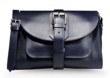 Proenza Schouler Medium Leather Buckle Bag