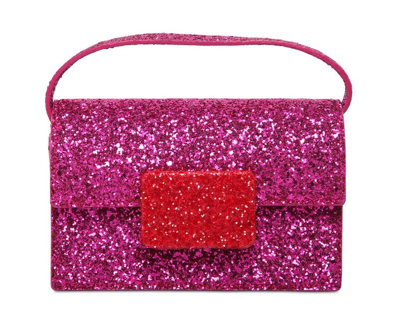 Purchase Online Cheap Sale Visit Saint Laurent Lulu Glitter Bag 5he5KRX
