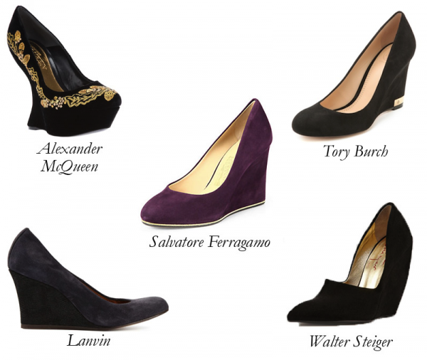 Top 5 Wedge Pumps