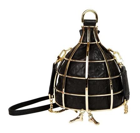 Ines Figaredo Crinoline Nappa Leather Jewel Bag