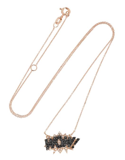 Miu Miu Crystal-Embellished Leather Drawstring Bag