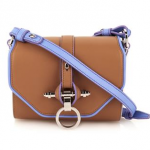 Givenchy Obsedia Small Leather Crossbody Bag