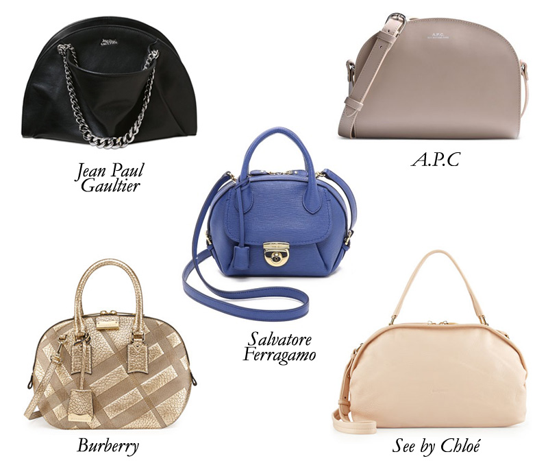 JeanPaulGaultier_Chloe_Burberry_APC_SalvatoreFerragamo_Shoulder_Bag_Satchel