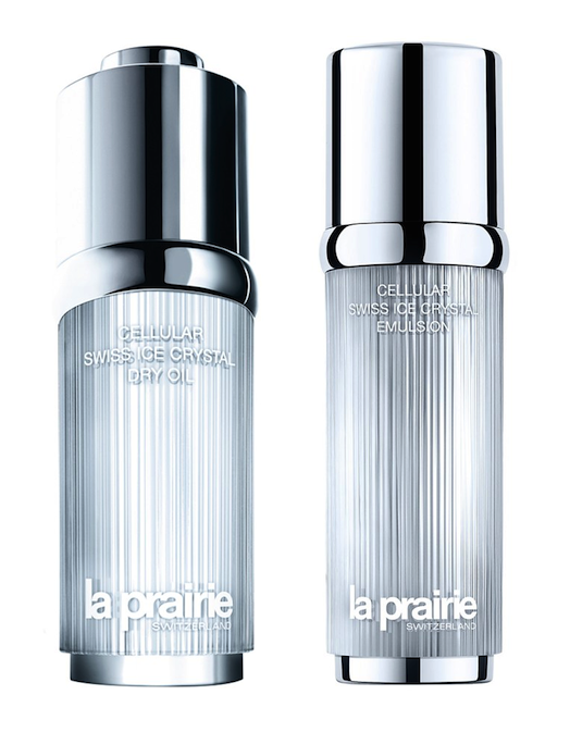 La Prairie Cellular Swiss Ice Crystal Oil and Emulsion