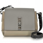Proenza Schouler Mini Elliot Suede and Leather Crossbody Bag