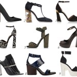 Top Chunky Heels