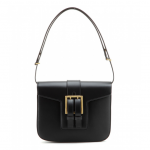 Saint Laurent Nico Medium Leather Shoulder Bag
