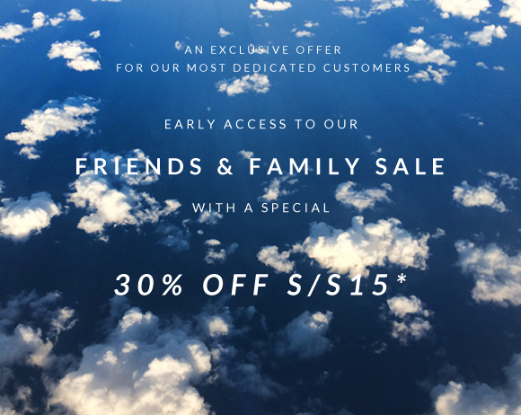 TheCorner.com Friends & Family Sale