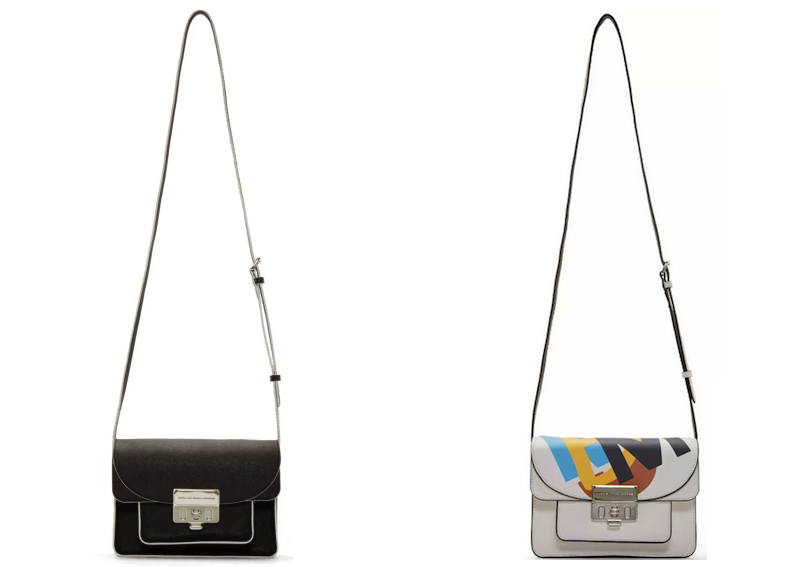 f506d8b92 Marc by Marc Jacobs Leather Lip Lock Bag