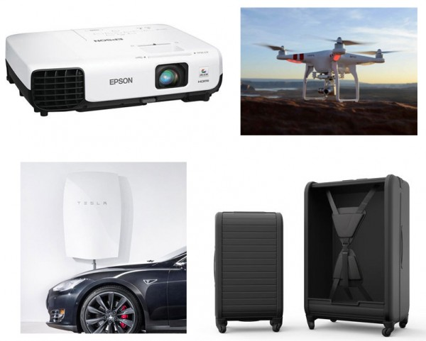 High-Tech Father's Day Gifts